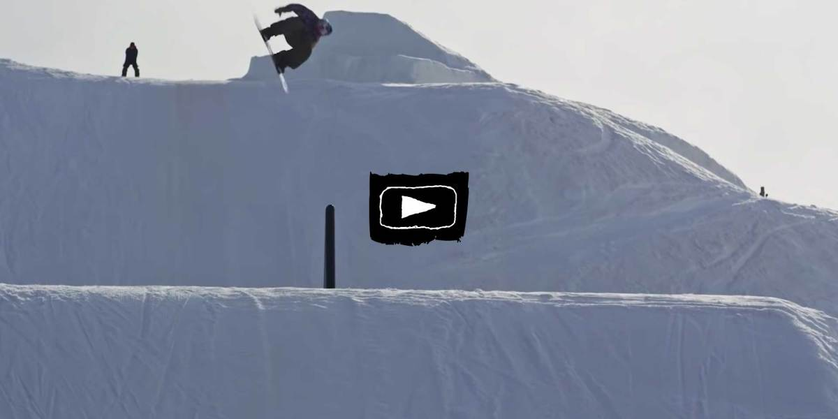 Mark McMorris Lands First Ever Front Board to Backside Double Cork 1170   Snowboarder Magazine