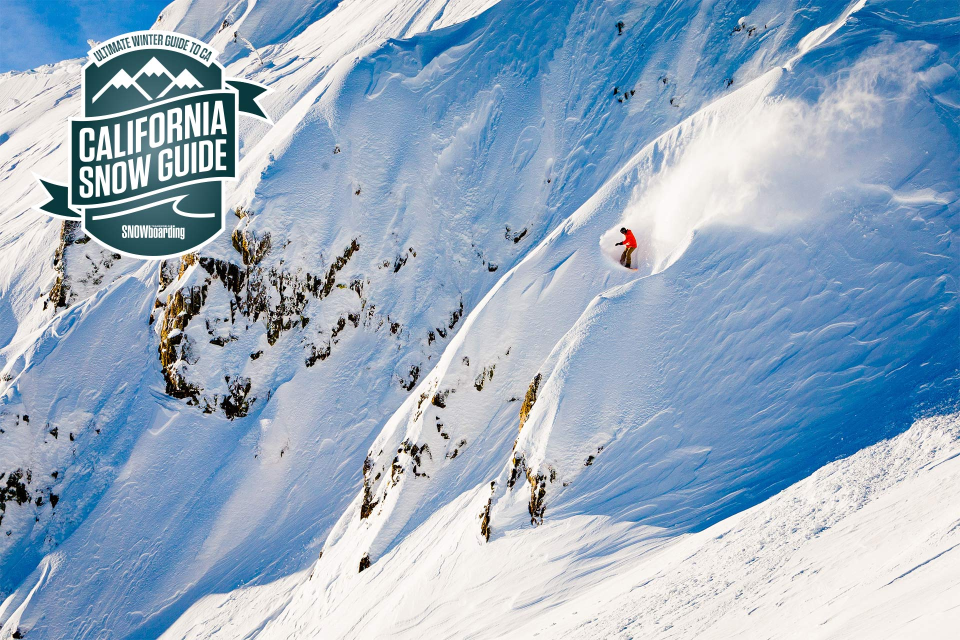 Squaw Valley Snowboarding Guide Snowboarder Magazine