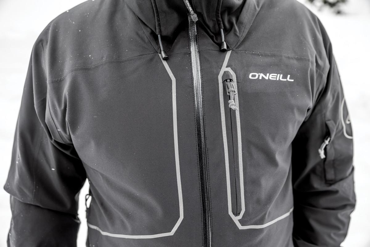 ONEILL COAT CHECK YOSH 04