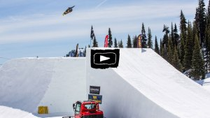 Superpark 22—Seven Springs Feature Session at Crystal Mountain