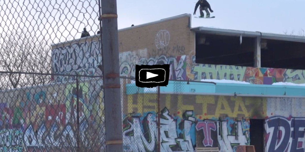 Andrew Brewer—The Lost Footy | Snowboarder Magazine