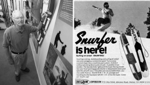 Sherman Poppen, Snurfer Inventor and Forefather of Snowboarding, Passes Away At 89