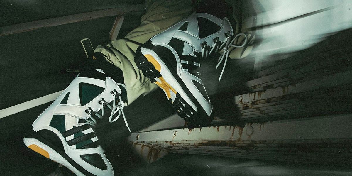 adidas Snowboarding Opens Season With Tactical Lexicon ADV Boot | Snowboarder Magazine