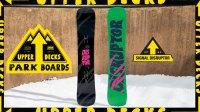 2020 Upper Decks Park Boards: Signal Disruptor