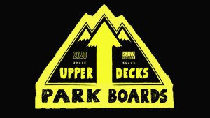 SNOWBOARDER Upper Decks—The Best 2020 Park Boards Previewed