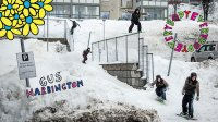The SNOWBOARDER Movie: Everybody, Everybody—Gus Warbington Full Part