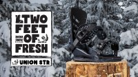 Two Feet of Fresh—2020 Union STR Binding Highlights