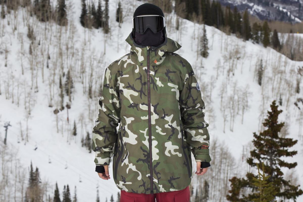 Volcom Men's Outerwear snow