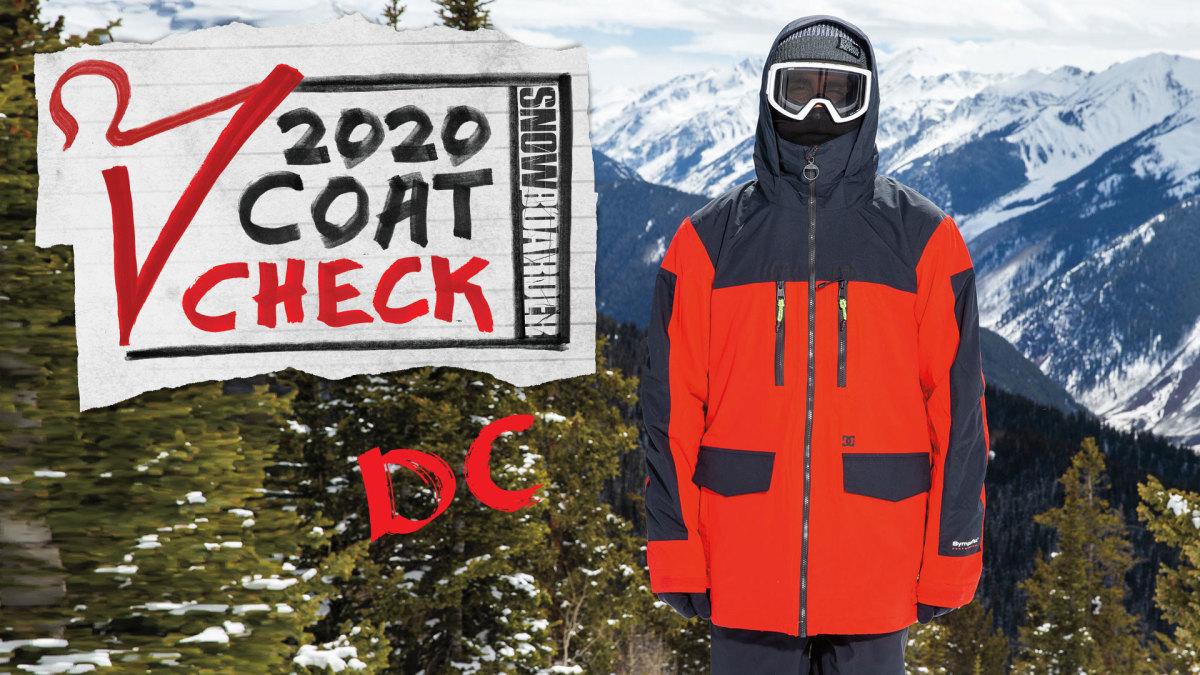 2020 Coat Check DC