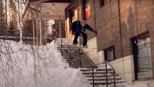 It's not you, it's me snowboard movie from finland teaser