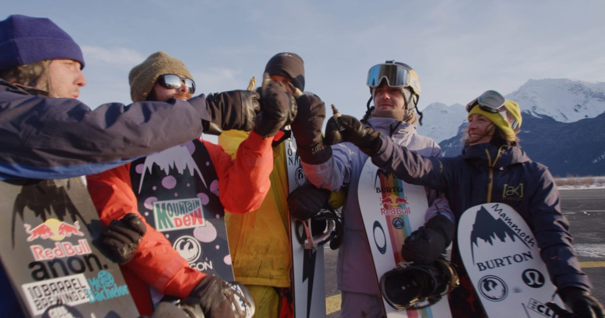 13 March: A One World Episode | Burton Snowboards