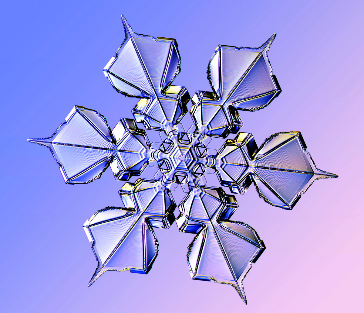 Pictures Of Snowflakes
