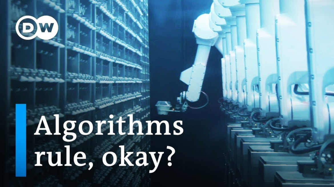 Artificial Intelligence & Algorithms: Pros & Cons | DW Documentary