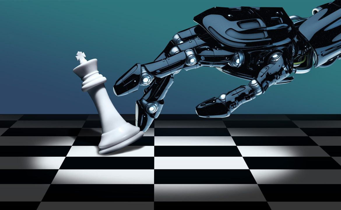 Will A.I. Powered, Self-Taught Robots Be the End of Us?
