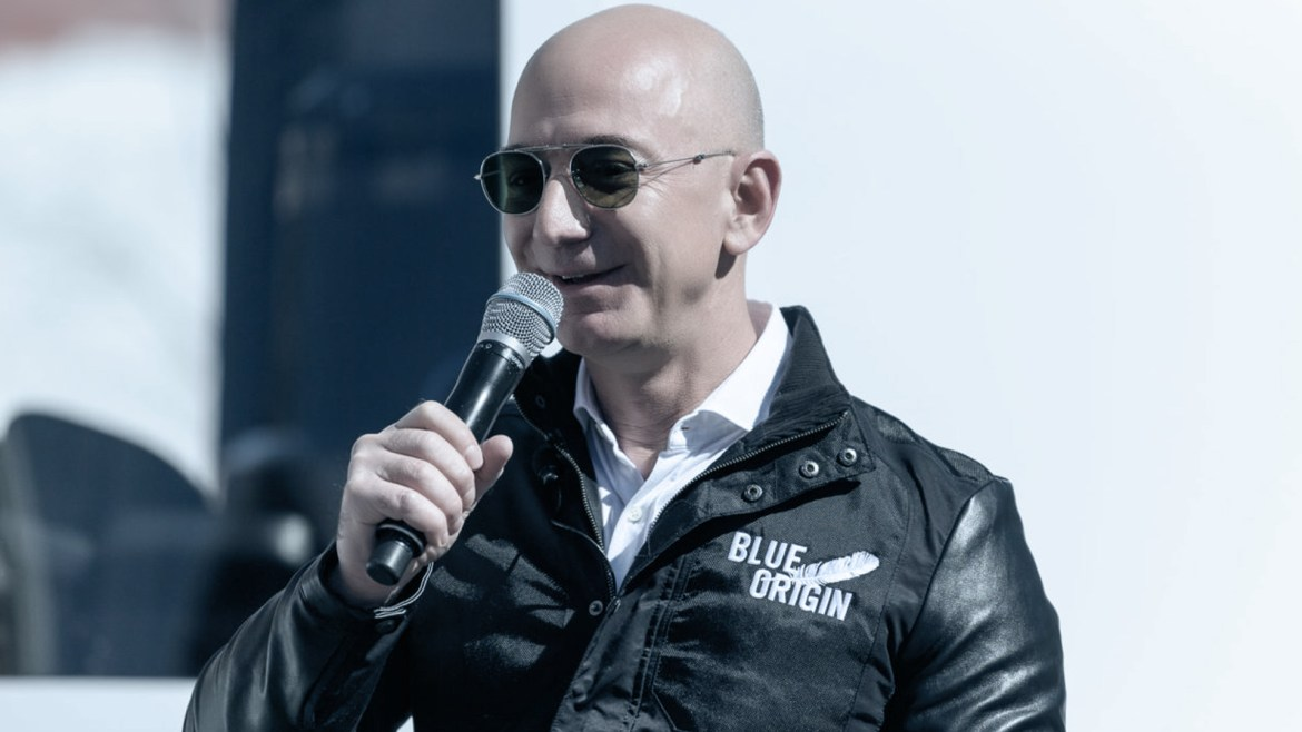 Game Changers | Building Amazon, One Box At A Time – Jeff Bezos