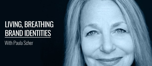 Living, Breathing Brand Identities With Paula Scher