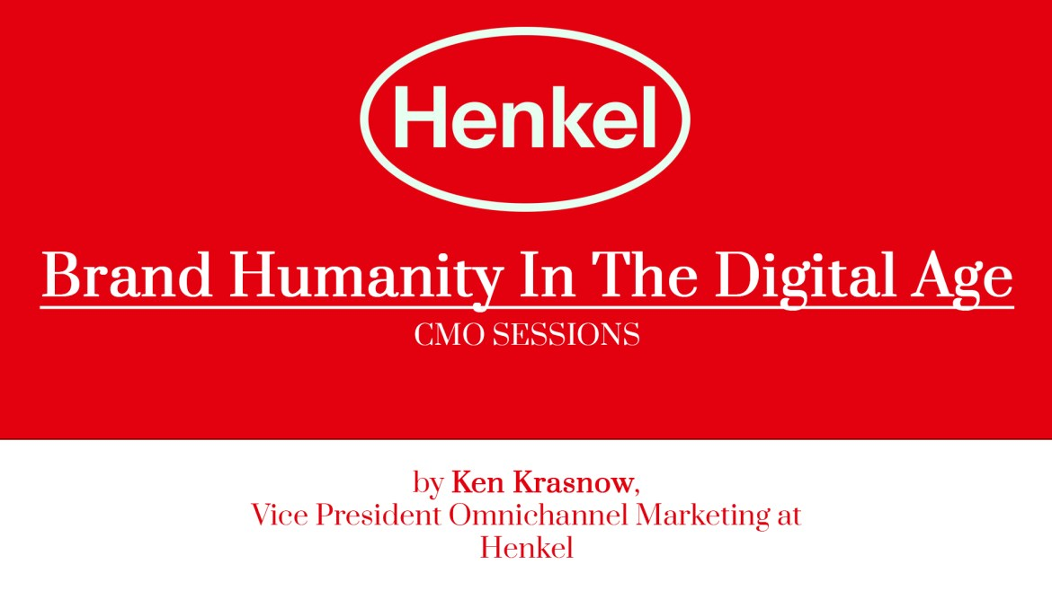 Brand Humanity In The Digital Age – CMO Sessions