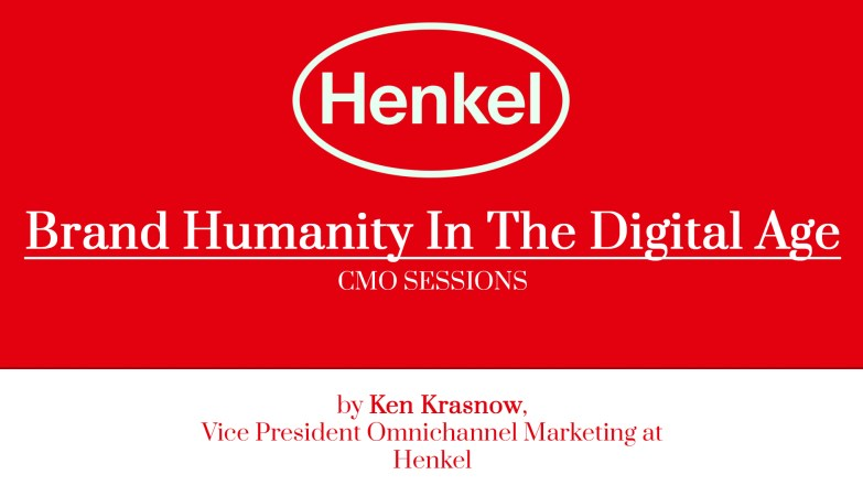 Brand Humanity In The Digital Age - CMO Sessions