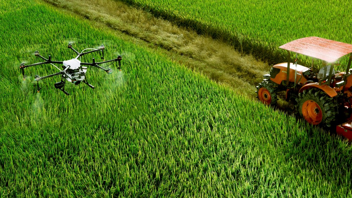 How AI Driven Technology Can Actually Increase Food Security And Nutrition Worldwide And Use For The Betterment Of Farmers Lives