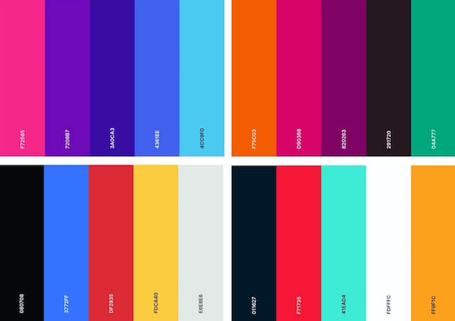 Defining A Brand's Style With Right Strategy And Creativity: 10 Types Of Brand Style With Key Characteristics, Color Palettes, Typography And Industries They Suits Best