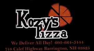 Kozy's Pizza & Pub