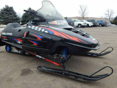 Used 1999 Polaris Indy 500 For Sale Used Snowmobile