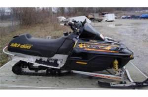 2000 SkiDoo MXZ 700 For Sale : Used Snowmobile Classifieds
