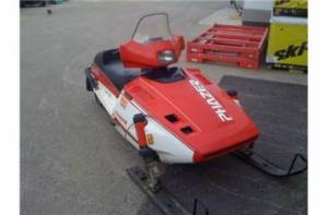 1991 Yamaha Phazer II For Sale : Used Snowmobile Classifieds