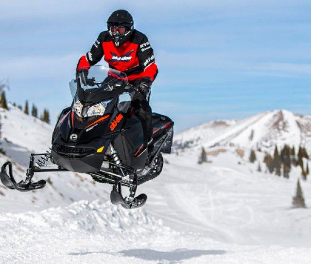2016 Ski Doo Renegade Adrenaline 1200 Jump