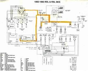 Polaris Snowmobile Wiring Diagram  Somurich