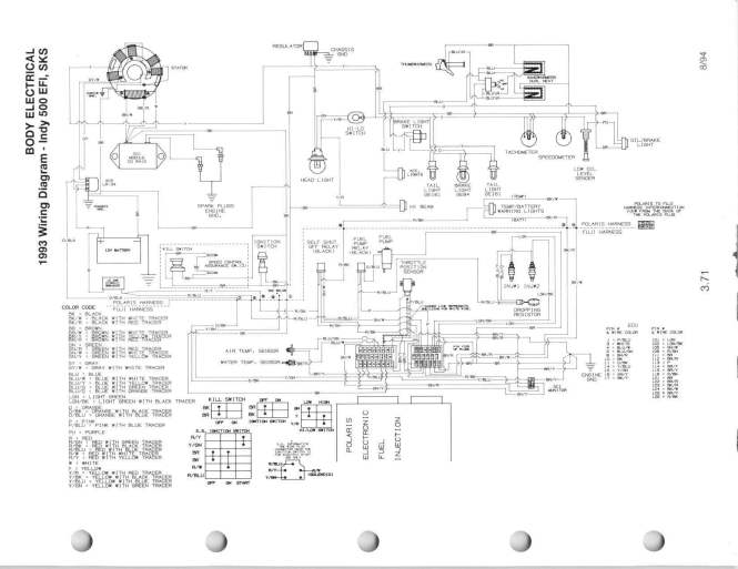 polaris sportsman ho wiring diagram  2007 polaris sportsman 500 ho efi wiring diagram wiring diagram on 2006 polaris sportsman 500 ho