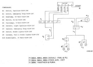 I am looking for the ignition switch wiring diagram for a