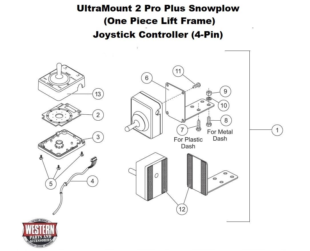Pro Plus Contractor S Grade Snowplow Diagrams