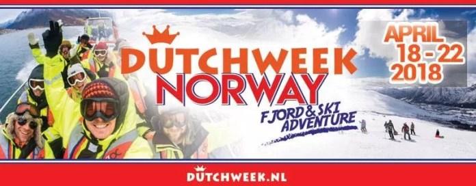 Dutchweek Noorwegen