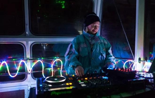 Feest met Oostenrijkse en internationale DJ's
