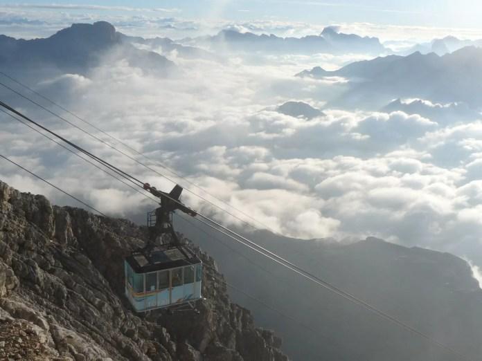 The Freccia, Cortina