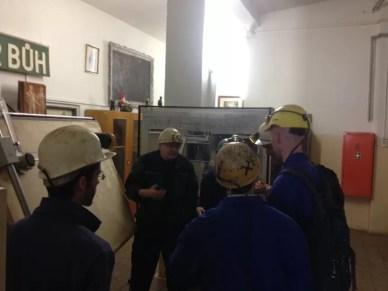 bezoek zilvermijn