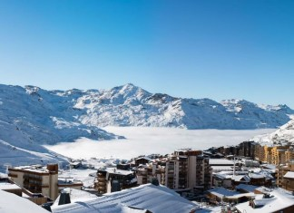 Val Thorens opent