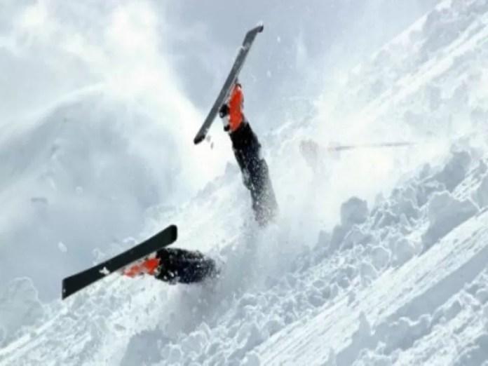 ski-ongeluk