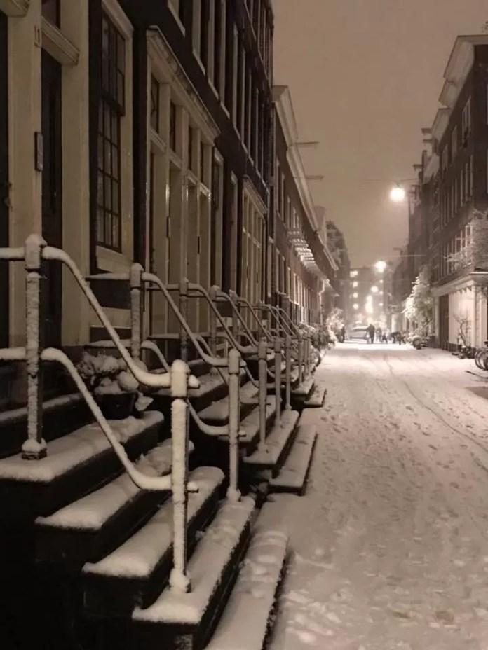 Hofje in Amsterdam