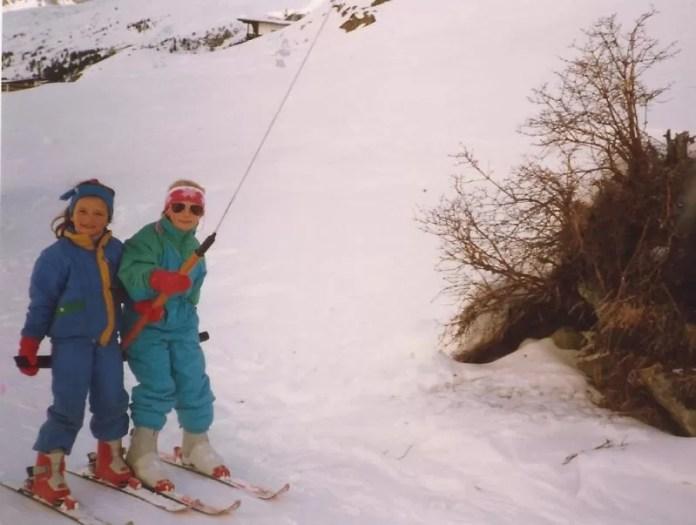 Back in the days: 1988... Ik kan zelf wel meedoen met de foute skipakkenverkiezing!