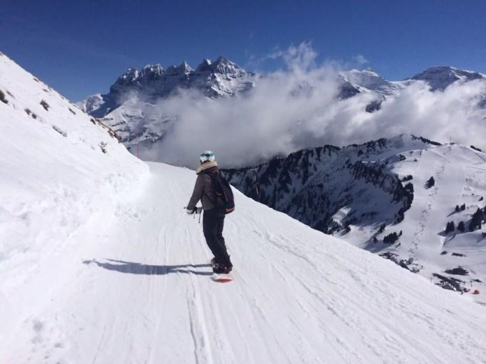 Leer de juiste valtechnieken als snowboarder