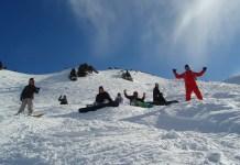 ESF Snowboarding Ski Schule School
