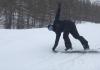 Snowboard trucs