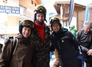 Snowrepublic - Wereldkampioen Carolien van Kilsdonk