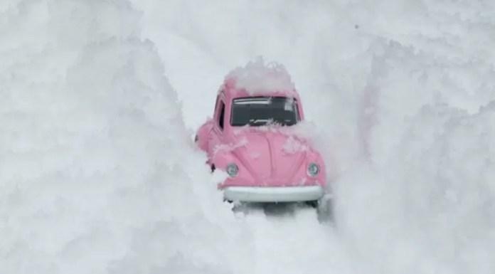 Zware sneeuwval verwacht Franse Alpen