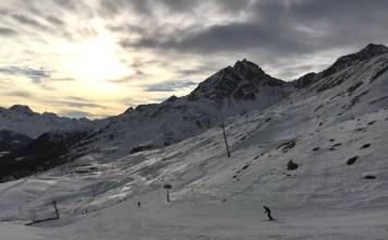Reisverslag Sankt Moritz