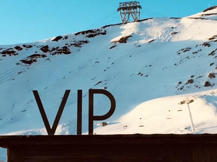 Voel je VIP!