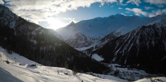 Peisey Vallandry Januari 2018