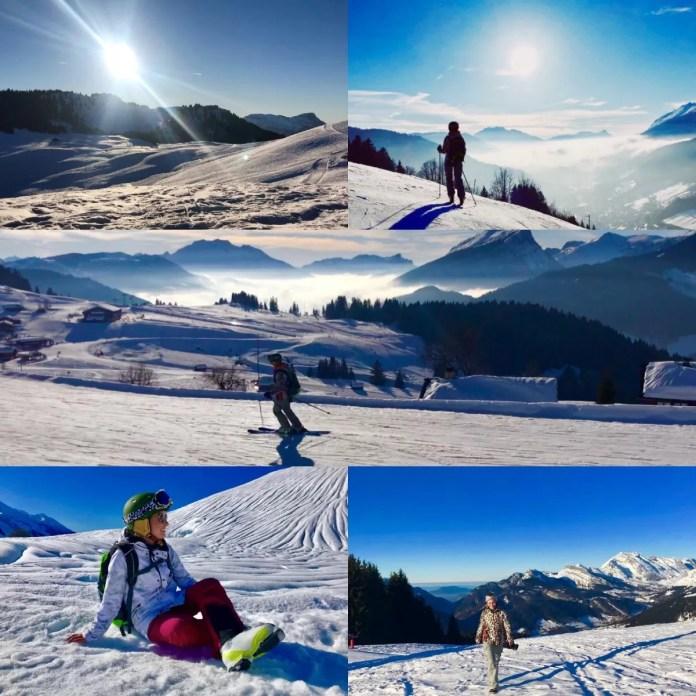 Prachtige pistes in Le Grand-Bornand